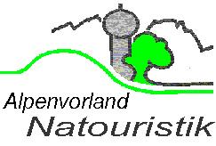 Logo der Alpenvorland-Natouristik.