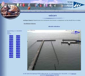YCSS Webcam